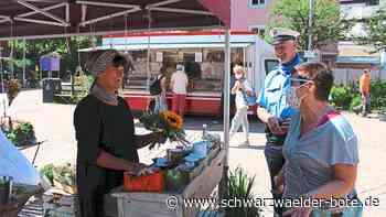 Furtwangen: Shoppingangebot inmitten der Stadt - Furtwangen - Schwarzwälder Bote