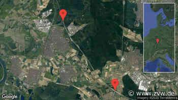 Hockenheim: Kaputtes Fahrzeug auf A 6 zwischen Schwetzingen/Hockenheim und Walldorf in Richtung Heilbronn - Zeitungsverlag Waiblingen