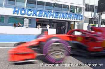 """Die Hockenheim-Chefs über die Formel 1 - """"Keiner traut sich, Motorsport positiv zu sehen"""" - Stuttgarter Nachrichten"""