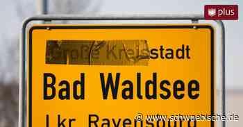 Bad Waldsee soll 2022 Große Kreisstadt sein - Schwäbische