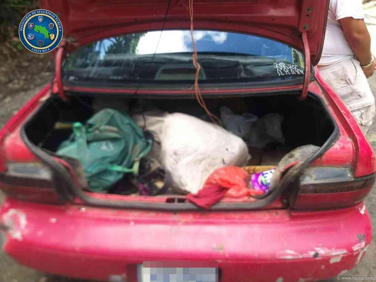 Fiscalía investiga a seis sujetos por robo de cable telefónico en Parrita - La Nación Costa Rica