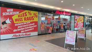 Meppen: MediaMarkt schließt Geschäft in der MEP - Neue Osnabrücker Zeitung