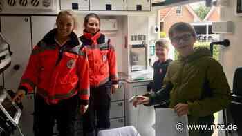 Kinder lernen die Arbeit des DRK kennen - Neue Osnabrücker Zeitung