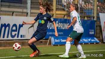 Bundesliga-Frauen des SV Meppen starten auswärts - noz.de - Neue Osnabrücker Zeitung