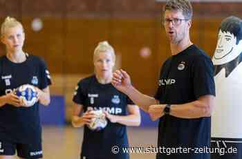 SG BBM Bietigheim - Warum Markus Gaugisch der Frauenhandball reizt - Stuttgarter Zeitung