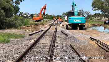 Mount Isa to Townsville railway line repairs and freight subsidy on track - North Queensland Register