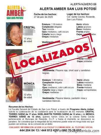 localizan a los tres hermanos desaparecidos en Rioverde - Código San Luis