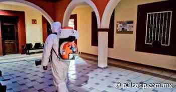 Refuerzan campaña de sanitización en Rioverde - Pulso de San Luis