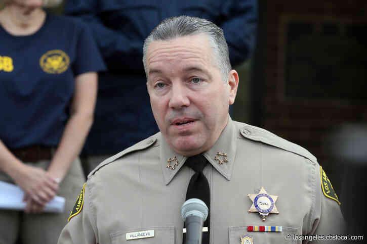 LA Hotel Workers Union, ACLU SoCal, BLM-LA Call For Sheriff Villanueva To Resign