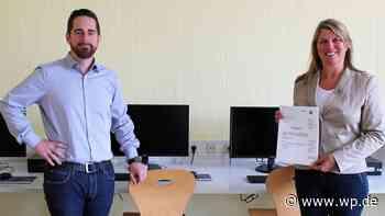 Wilnsdorf: WLAN-Ausbau an den Schulen hat begonnen - Westfalenpost