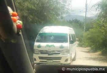 Piden transportistas de Ajalpan más operativos contra unidades pirata - Municipios Puebla