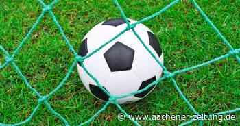 FC Wegberg-Beeck freut sich über Mittwochs-Heimspiele - Aachener Zeitung