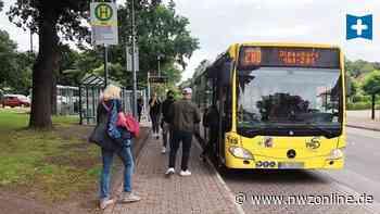 Corona-Visier statt Maske: Fahrgast in Wardenburg darf nicht in Bus einsteigen - Nordwest-Zeitung