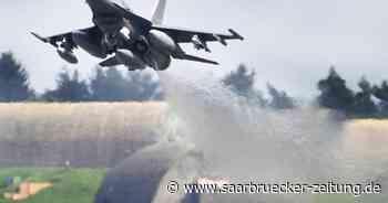 Jagdgeschwader in Spangdahlem: USA ziehen F16-Kampfjets aus Deutschland ab - Saarbrücker Zeitung