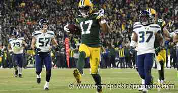 Quantifying Football: Davante Adams is a case study in analytics - Acme Packing Company