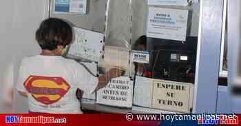 En Nuevo Laredo: Recortan horario de caja de Comapa en Paseo Reforma - Hoy Tamaulipas