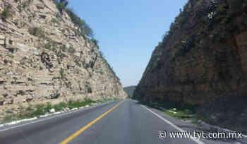 Cierran carretera libre Nuevo Laredo- Monterrey por deslave - Revista Transportes y Turismo