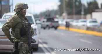 Denuncian impunidad y simulación por caso de 27 desapariciones en Nuevo Laredo - Animal Político
