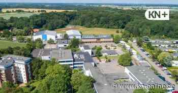 Schulzentrum Altenholz - Experten raten zu einem Teilabriss und Neubau - Kieler Nachrichten