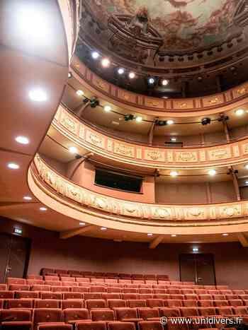 Visite guidée du Théâtre de la Ville de Valence Théâtre de la ville de Valence samedi 19 septembre 2020 - Unidivers