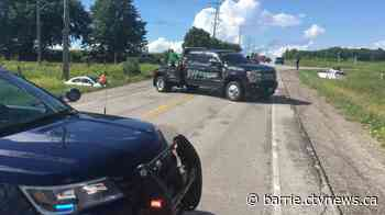 One person injured in multi-vehicle collision in Innisfil - CTV Toronto