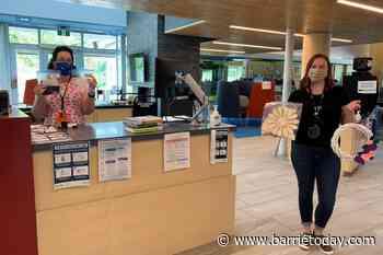 Innisfil ideaLAB distributing free, locally made masks - BarrieToday