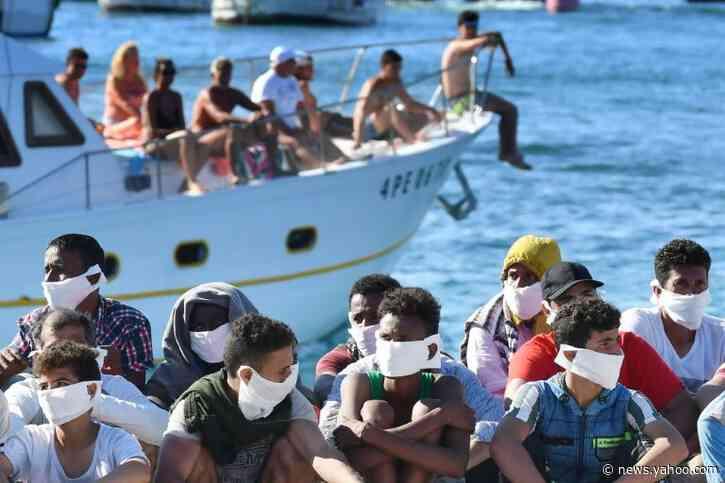 Italy warns of migrant strain as virus repercussions felt