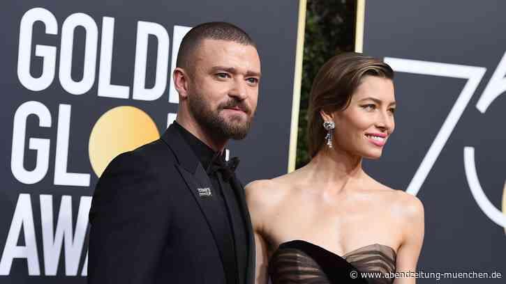 Baby-Überraschung - Geheim-Geburt bei Justin Timberlake und Jessica Biel - Abendzeitung