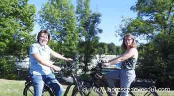 Le vélo électrique pour découvrir la région - La Presse de Vesoul