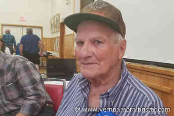 Quiet celebration for Lumby centenarian – Vernon Morning Star - Vernon Morning Star