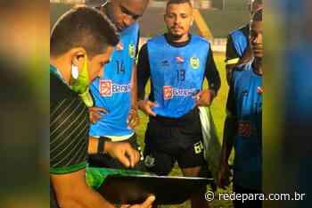 Paragominas promete jogo duro contra o Paysandu na volta do Parazão - REDEPARÁ