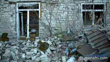 Ukraine- Over 13000 houses damaged in Donetsk region due to war Interior Ministry - MENAFN.COM