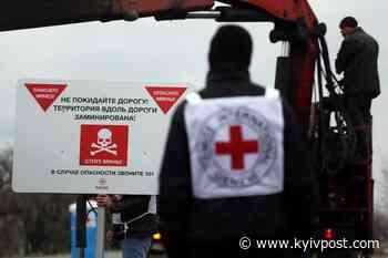 UkrInform: Red Cross sends humanitarian aid to Donetsk, Luhansk regions - Kyiv Post