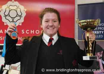 Talented Bridlington boxer Emily wins East Riding of Yorkshire Council Chairman's Award - Bridlington Free Press