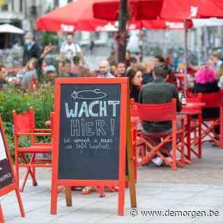 Live - Belgische economie krimpt in tweede kwartaal met 12,2 procent