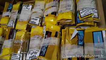 Loon-Plage: 860kg de tabac de contrebande dans un camion bulgare, le chauffeur condamné - La Voix du Nord
