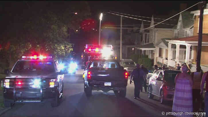 Uniontown City Police Searching For Suspect In Deadly Shooting