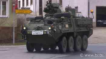 USA ziehen 4.500 Soldaten aus oberpfälzischem Vilseck ab - BR24