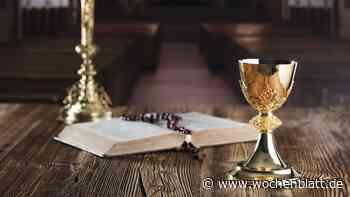 Randale in der Pfarrkirche in Vilseck – Bibel weg und Ministrantengewänder verteilt - Wochenblatt.de