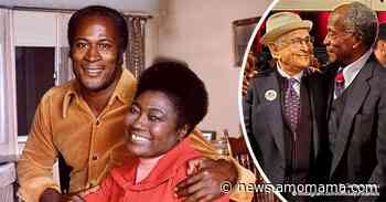 John Amos Remembers Norman Lear on His 98th Birthday —See His Touching Tribute Here - AmoMama