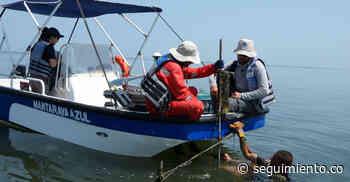 Corpamag e Invemar realizan avanzado monitoreo de la Ciénaga Grande de Santa Marta - Seguimiento.co