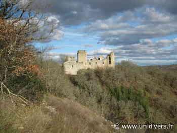 Randonnée découverte du nouveau circuit du château de Roussillon Mairie samedi 19 septembre 2020 - Unidivers