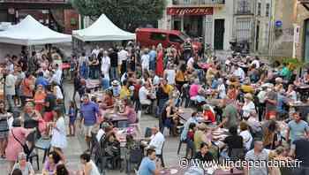 L'Apér'au village, un succès à Canet-en-Roussillon - L'Indépendant