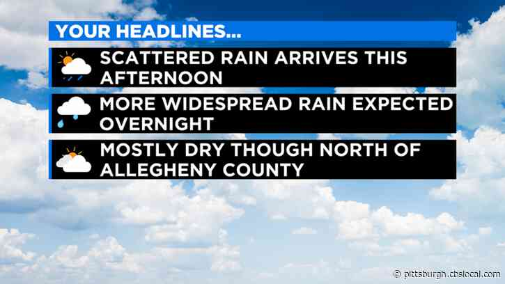 Pittsburgh Weather: Cloudy Skies Bring Cooler Temperatures