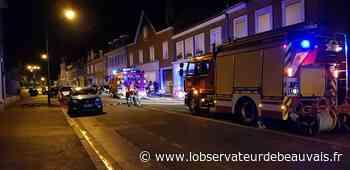 Grandvilliers : Une voiture prend feu en pleine nuit - L'observateur de Beauvais