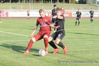 Halberstadt: VfB Germania gewinnt Prestige-Testspiel - Volksstimme