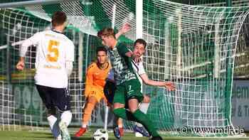 Fußball: Chemie, Lok, Jena und Halberstadt in Schusslaune - MDR