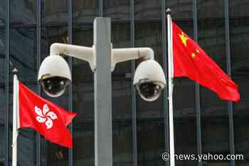 Hong Kong students arrested on suspicion of inciting secession