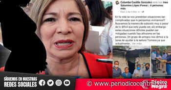 Presidenta de Tecamachalco despide a embarazada por compartir imágenes de Inés Saturnino - Periódico Central