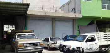 Roban tres vehículos en pocas horas en Tecamachalco - Municipios Puebla